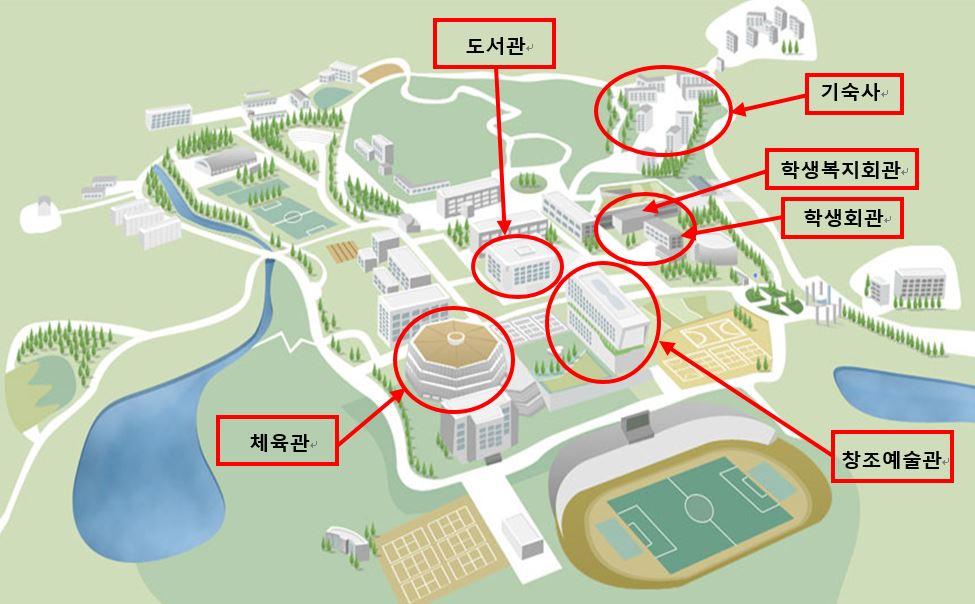 용인캠퍼스 지도_한글