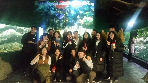 2017 Winter term Culture Trip  of Korean Language Institute ��ǥ �̹���