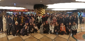2018 November term Culture Trip  of Korean Language Institute 대표 이미지